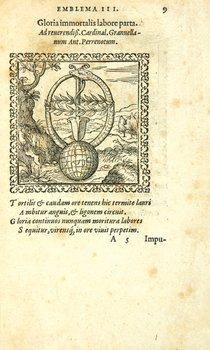 15C: Junius (Hadrianus) Emblemata