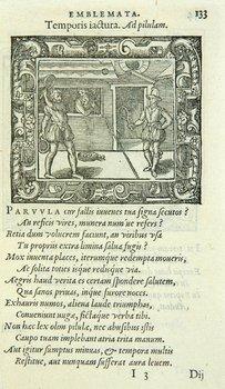 20C: Sambucus (Joannes) Emblemata
