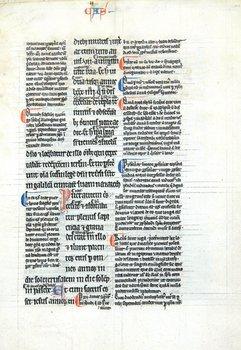 1D: Bible (Latin)