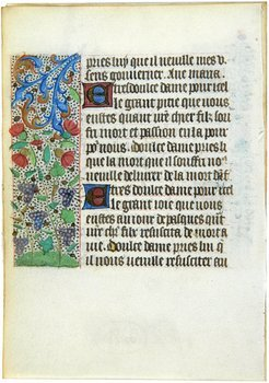 7D: Book Of Hours, 2 ff.