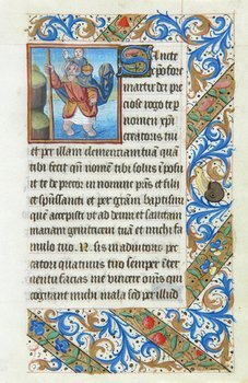 9D: Book Of Hours, single f.