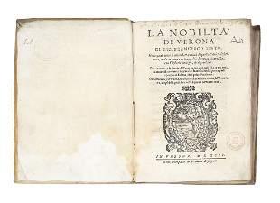 Tinto Giovanni Francesco La Nobilta di Verona