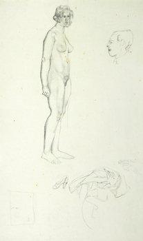 11E: Edward Burra (1905-1976) le bistro, 1923
