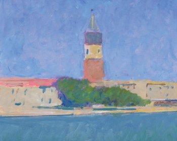 15E: Colin Hayes RA (1919-2004) from dogana, venice