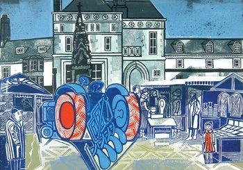 7A: Bawden (Edward) the blue tractor