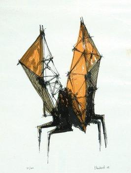 18A: Chadwick (Lynn) winged figure