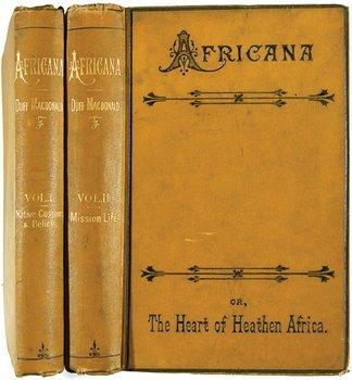352B: Macdonald (Rev. Duff) Africana