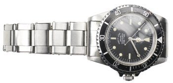 930C: Gents Tudor Oyster Prince Submariner Wristwatch b