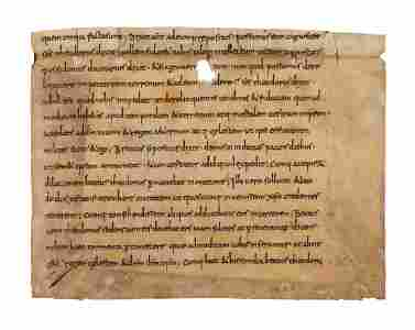 Legendary, in the Latin hand of the scribe Cundpato ,