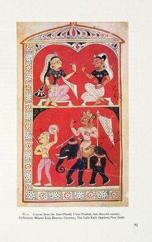5D: Bharat Kala Bhavan. Chhavi,2v,1971-81