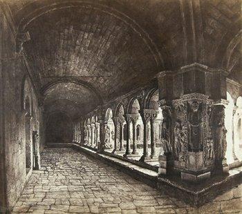 590D: Baldus (Edouard)  Cloister of Saint Trophime