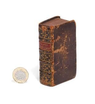 Miniature book Bible Minature Greek Testament