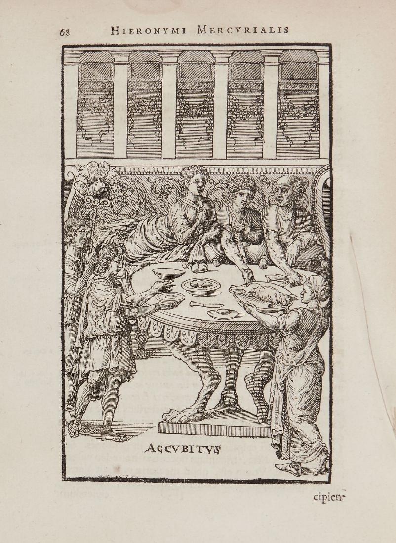 Mercurialis (Hieronymus) - Arte Gymnastica Libri Sex