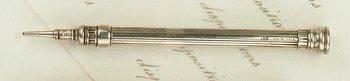 16E: MORDAN SILVER EVERPOINT, 1841