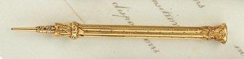 17E: GOLD MORDAN EVERPOINT, English, 1845-52