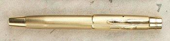109E: MONBLANC GOLD 124 MEISTERST†CK, 1935-40