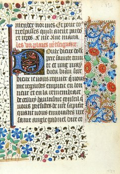 4D: Book of Hours, single f.