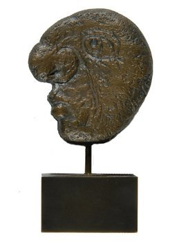 7E: Brassaï (1899-1984) head of picasso