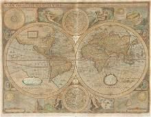 52D Speed John World map