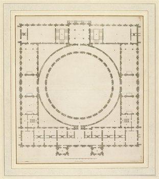 7B: Jones (Inigo) architectural plans
