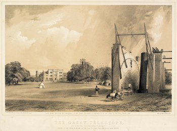 18B: The Great Telescope, erected at Birr Castle