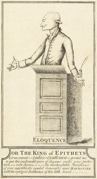 21B: Humphrey (Hannah) Publisher. Eloquence