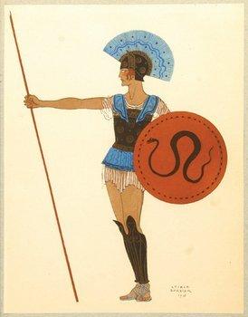 4C: Barbier Vingt-Cinq Costumes pour le Théatre