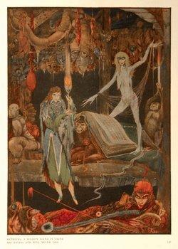 13C: Goethe/Harry Clarke. Faust