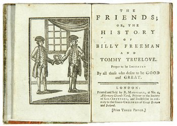 297C: Friends (The), or the History of Billy Freeman an