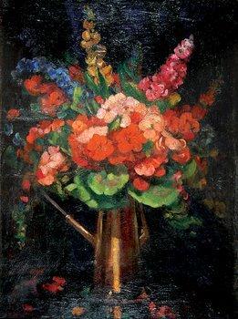 2D: Herbert Davis Richter (1874-1955) flower still life