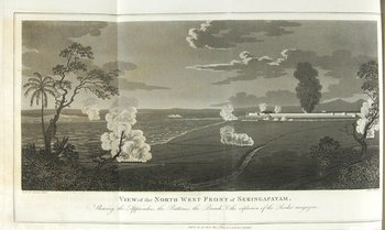 15E: Beatson.View..War with Tippoo Sultaun,1800