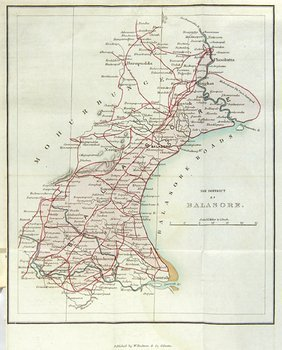 19E: Bengal/Agra Annual Guide/Gazetteer for 1842