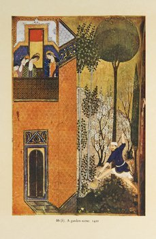 23E: Binyon .Persian Miniature Painting,1933
