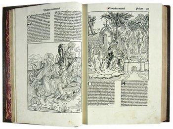 3E: Schedel (Hartmann) Liber Chronicarum