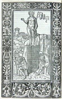 6E: Vigerius (Marcus) Decachordum christianum