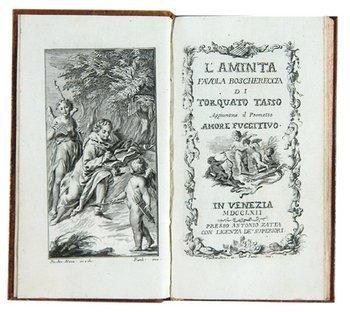 19E: Tasso (Torquato) L'Aminta