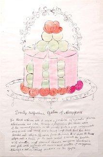 3A: Andy Warhol (1928-1987) wild raspberries
