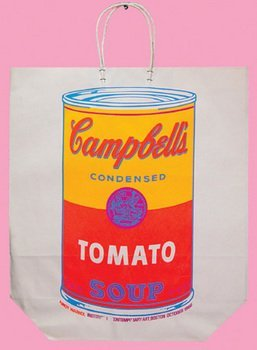 5A: Andy Warhol (1928-1987) campbell's soup can (tomat