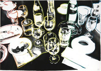 21A: Andy Warhol (1928-1987) after the party