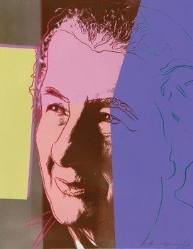 23A: Andy Warhol (1928-1987) golda meir
