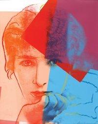 24A: Andy Warhol (1928-1987) sarah berhardt