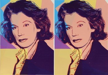25A: Andy Warhol (1928-1987) mildred sheel