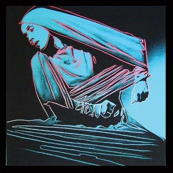50A: Andy Warhol (1928-1987) lamentation