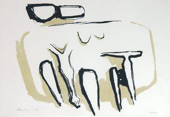 12B: Kenneth Armitage (1916-2002) two figures
