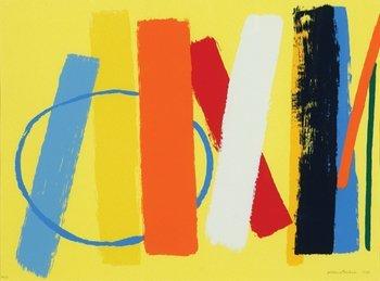 13B: Wilhelmina Barns-graham, yellow light