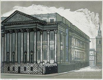 15B: Edward Bawden (1903-1989) the mansion house