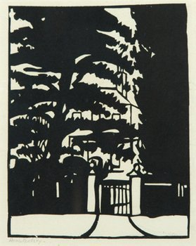 16B: Horace Brodzky (1885-1969) country house