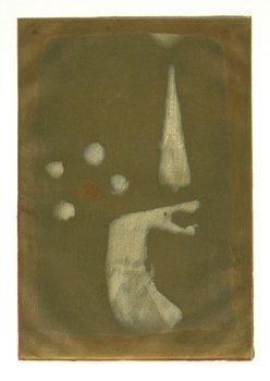 23B: Geoffrey Clarke, untitled