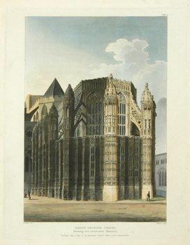 1C: Ackermann.St. Peter's Westminster,2v,1812