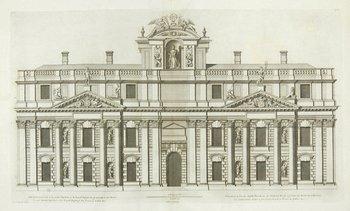 6C: CampbellVitruvius Britannicus,v.1-3,1751